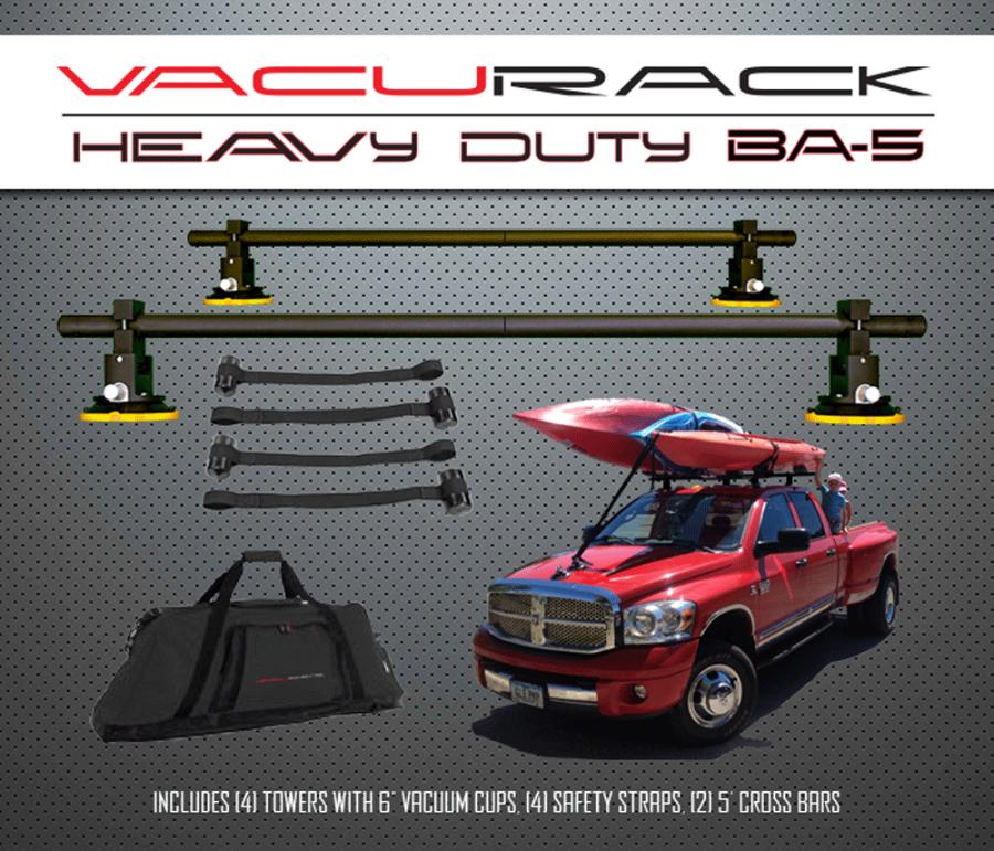 VacuRack HD BA-5