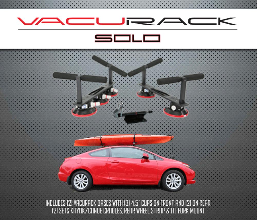 VacuRack SOLO