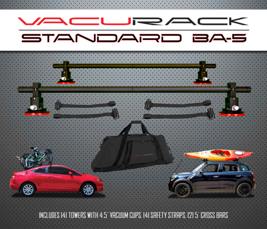 VacuRack Standard BA-5