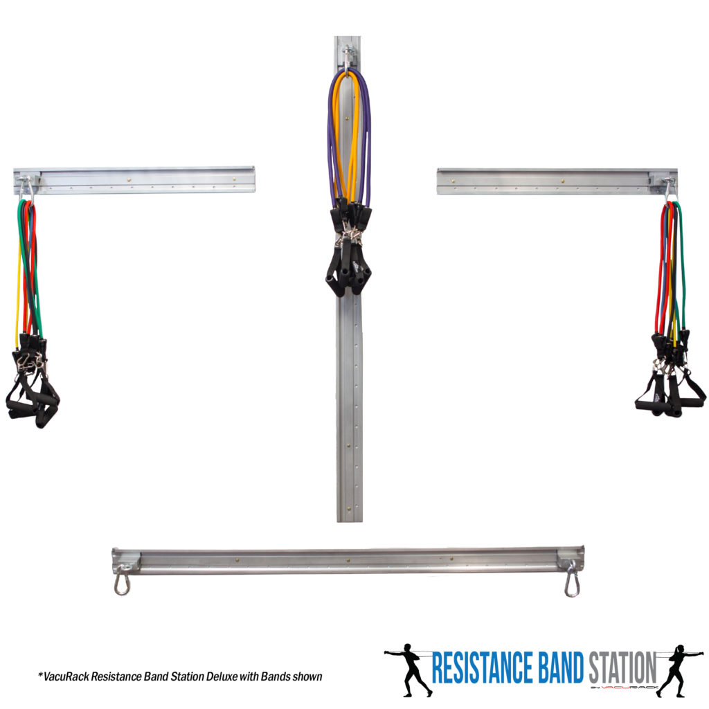 VacuRack Resistance Band Station